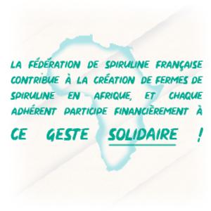 le geste solidaire